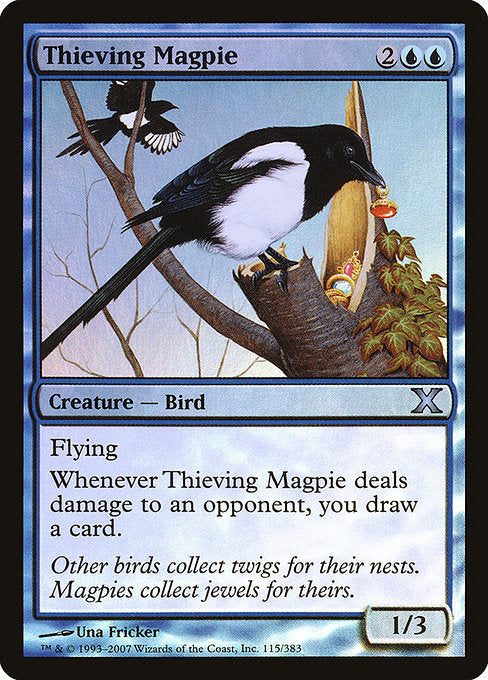 Thieving Magpie [Tenth Edition] | Affinity Games