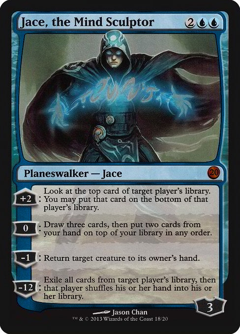 Jace, the Mind Sculptor [From the Vault: Twenty]