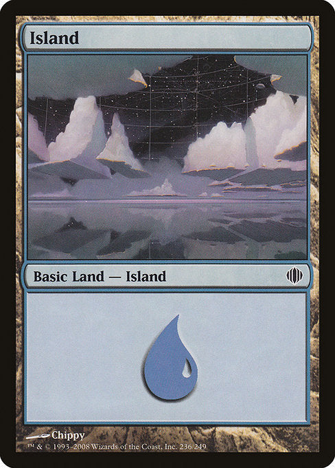 Island [Shards of Alara] | Affinity Games