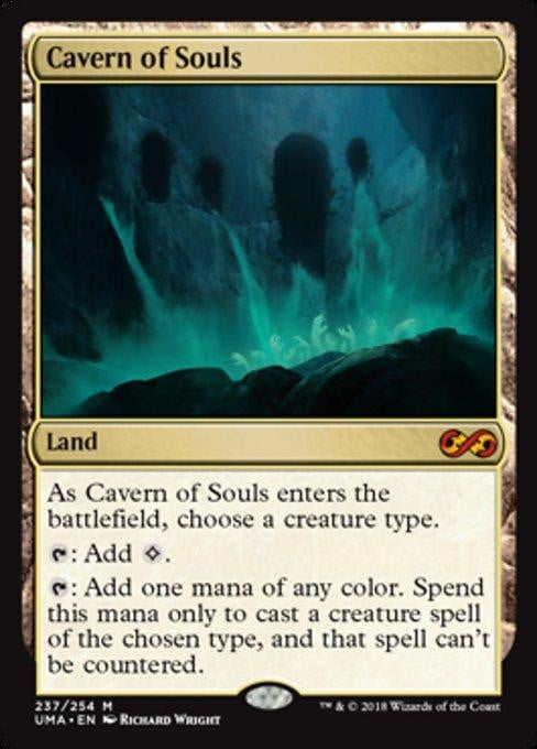 Cavern of Souls [Ultimate Masters] | Affinity Games