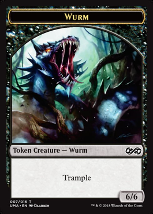 Wurm [Ultimate Masters Tokens]