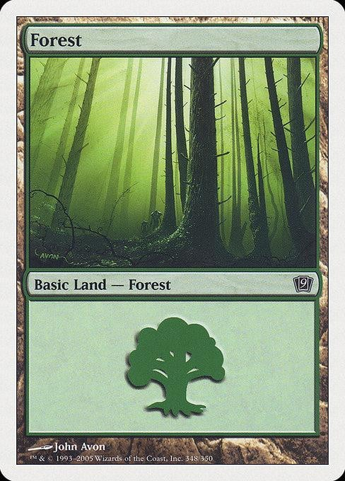Forest [Ninth Edition]