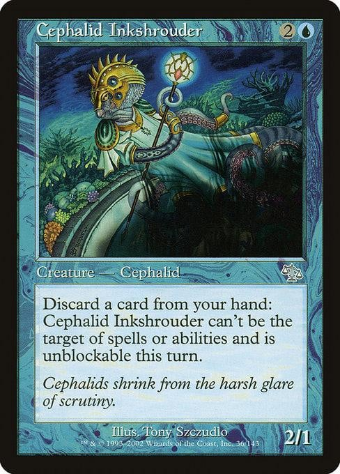 Cephalid Inkshrouder [Judgment]