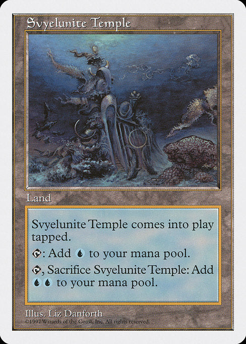 Svyelunite Temple [Fifth Edition] | Affinity Games