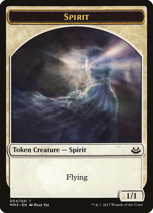Spirit [Modern Masters 2017 Tokens] | Affinity Games