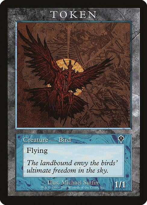 Bird [Magic Player Rewards 2001] | Affinity Games