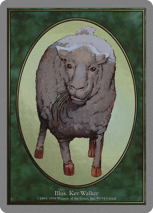 Sheep [Unglued Tokens] | Affinity Games