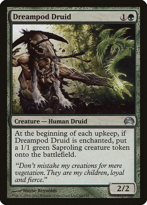 Dreampod Druid [Planechase 2012] | Affinity Games