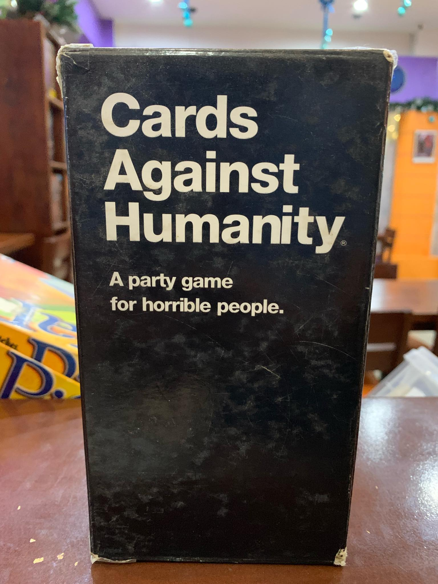 Cards Against Humanity (Used Copy) | Affinity Games