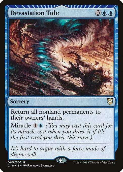 Devastation Tide [Commander 2018]