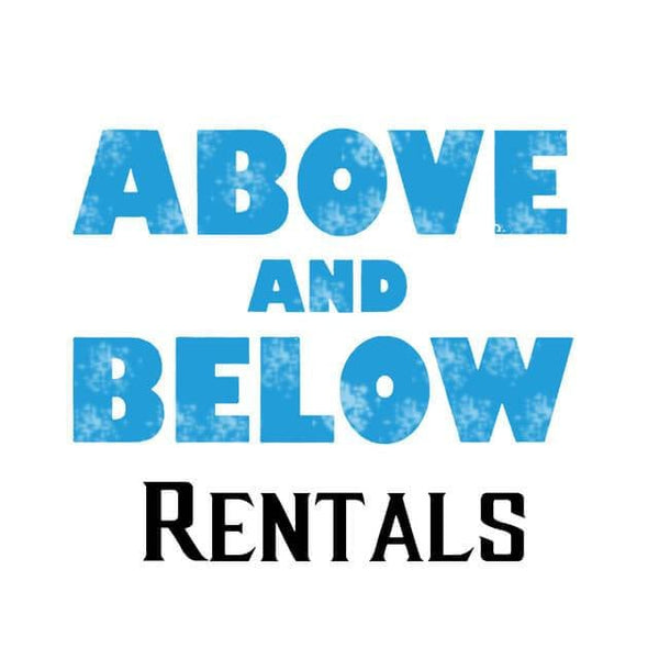 Above and Below - RENTAL