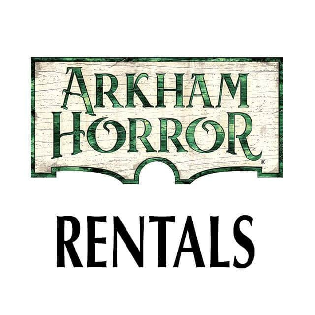 Arkham Horror - RENTAL