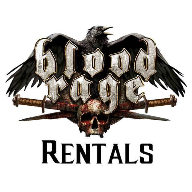 Blood Rage - RENTAL