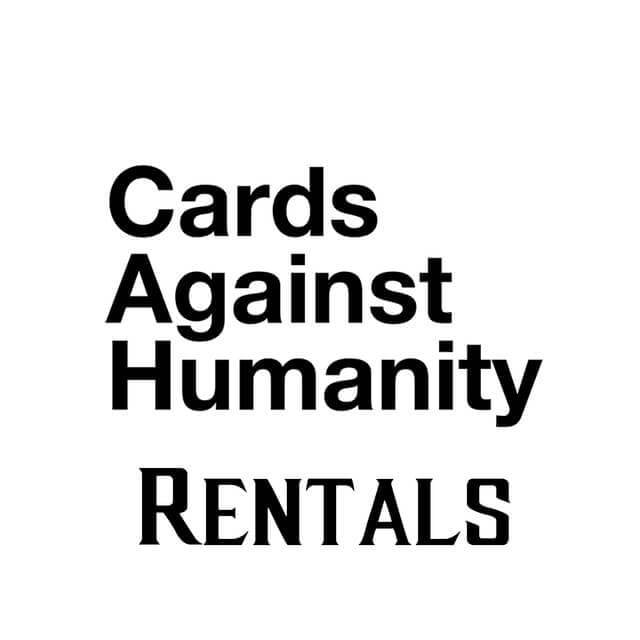 Cards Against Humanity - RENTAL
