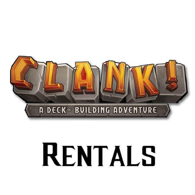 Clank! - RENTAL | Affinity Games