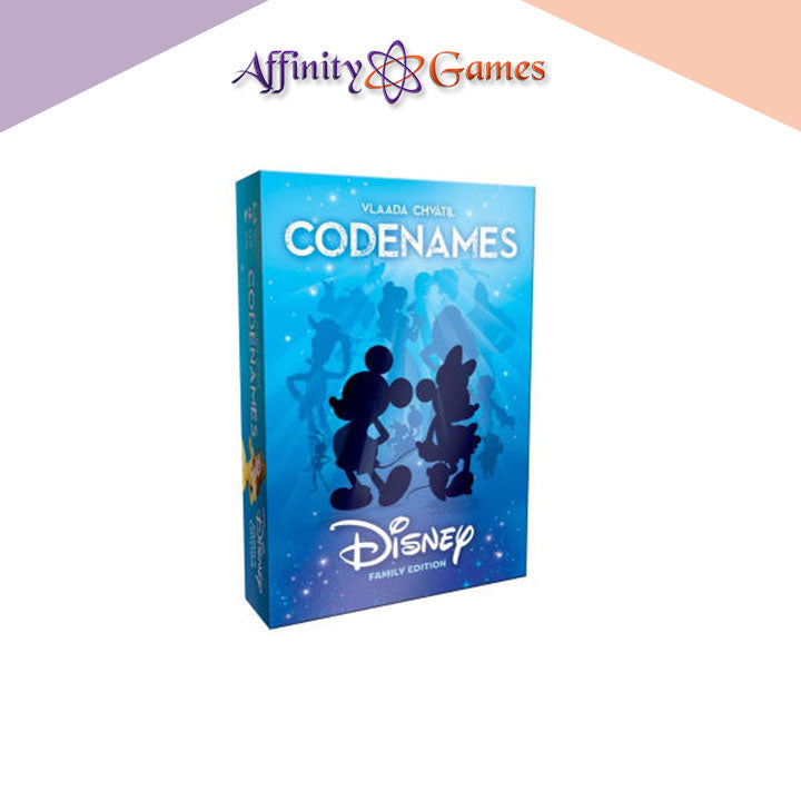 Codenames: Disney Family | Affinity Games