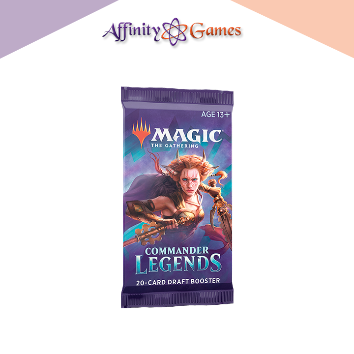 Magic: The Gathering | Commander Legends | Draft Booster Pack