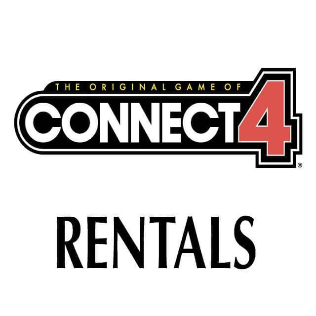 Connect 4 - RENTAL