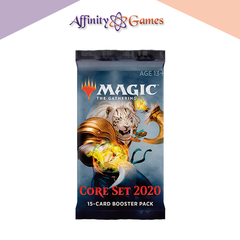 Magic: The Gathering | Core Set 2020 | Booster Pack