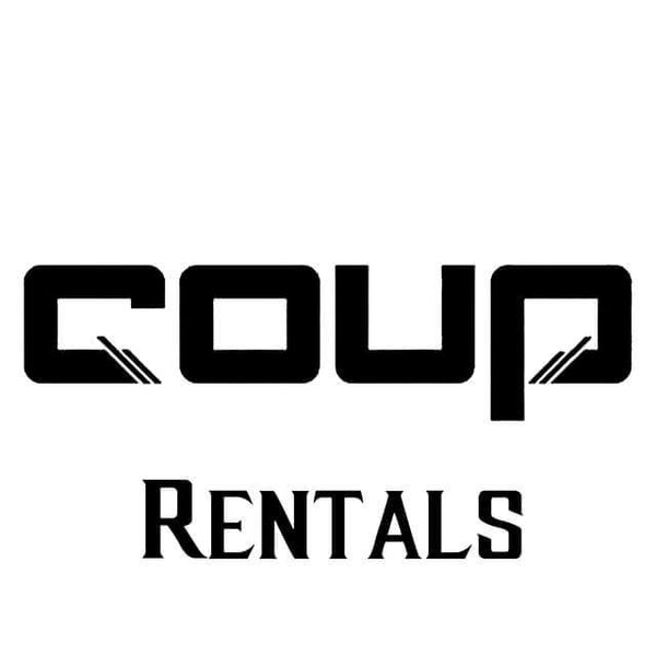 COUP - RENTAL