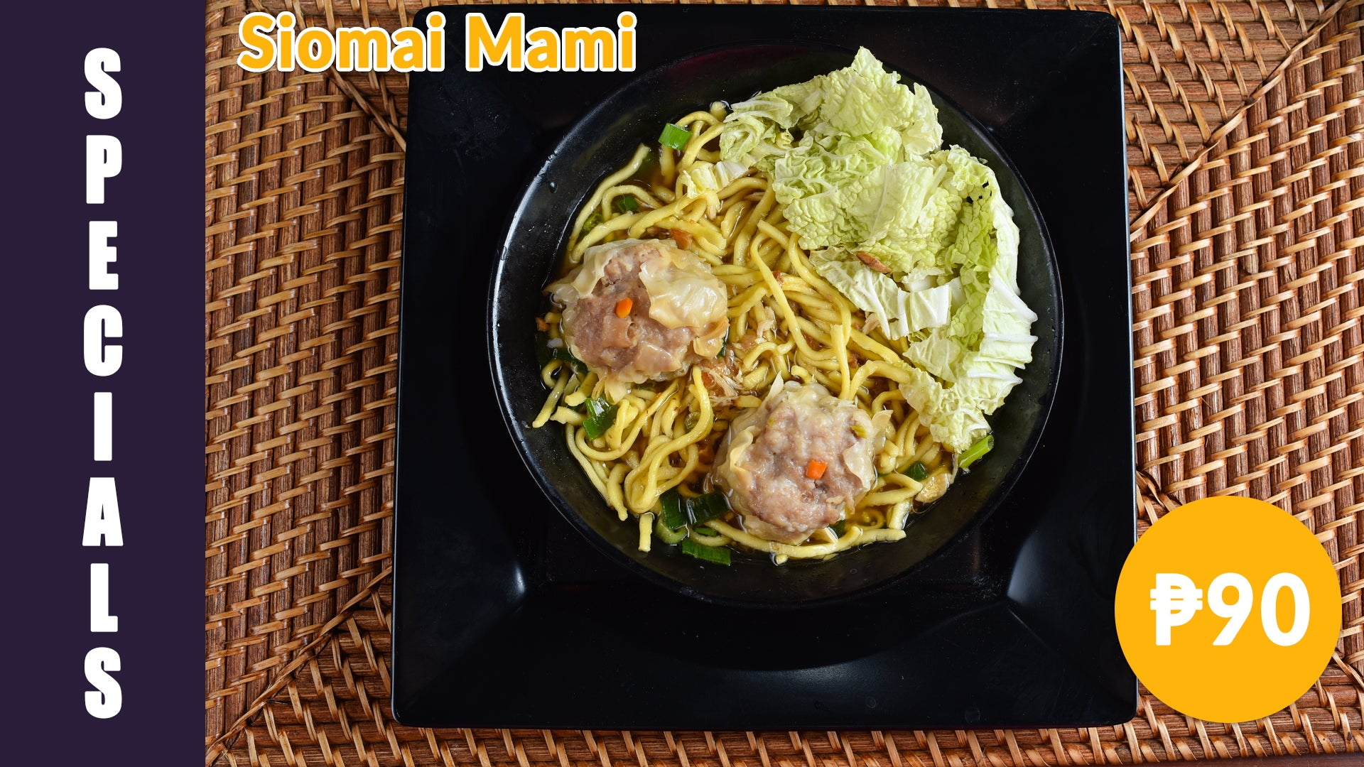 Cocoy's Pork Siomai Mami | Affinity Games