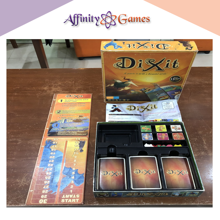 Dixit(Used Copy) | Affinity Games