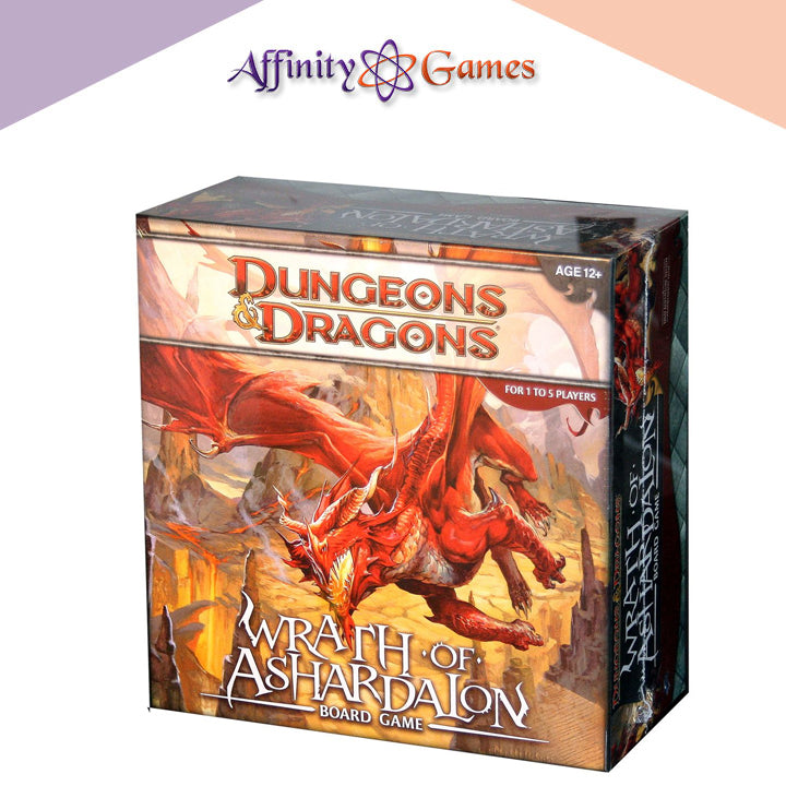 Dungeons & Dragons Wrath of Ashardalon | Affinity Games