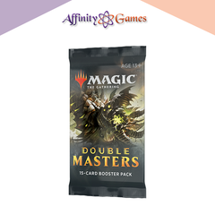 Magic: The Gatherings | Double Masters | Draft Booster Pack