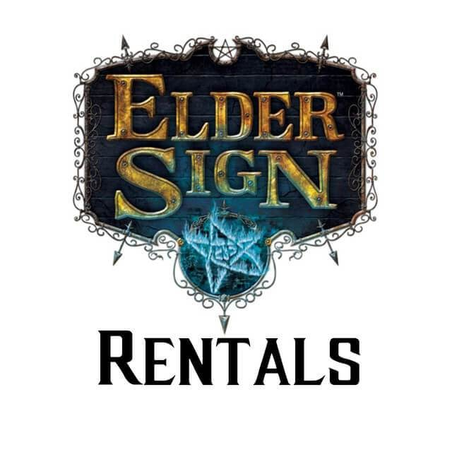 Elder Sign - RENTAL | Affinity Games