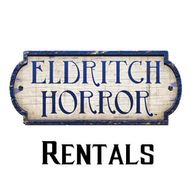 Eldritch Horror - RENTAL