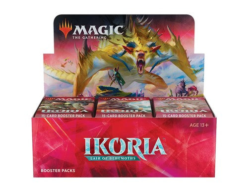 PREORDER Ikoria: Lair of Behemoths Booster Box | Affinity Games