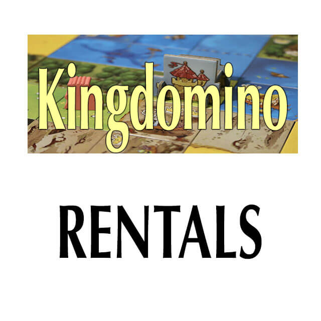 Kingdomino - RENTAL
