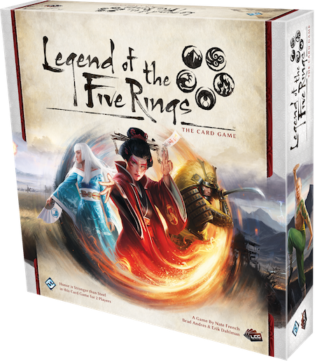Legend of the 5 Rings Core Set