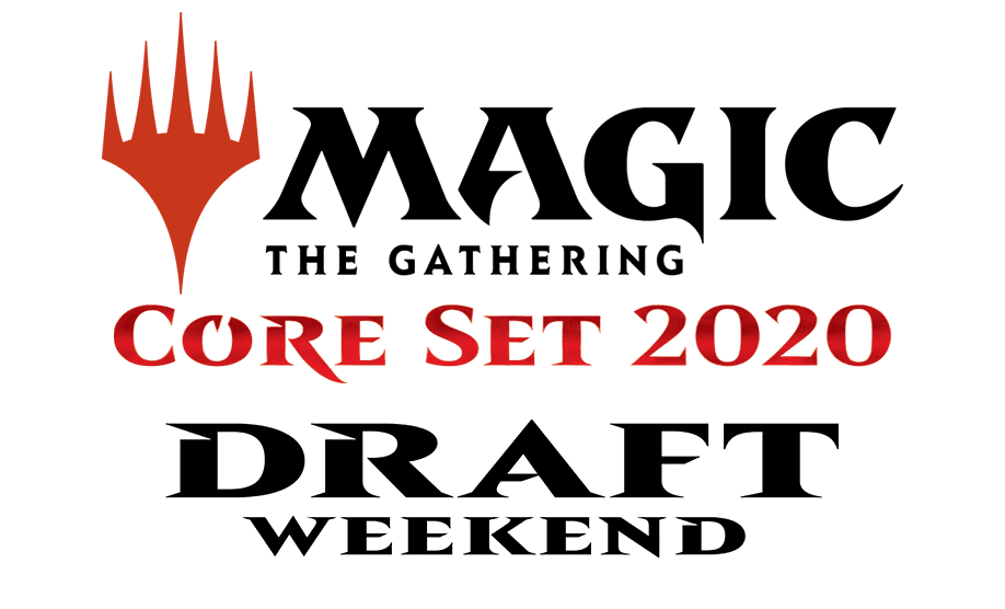 Core Set 2020 Draft Weekend Entry Preregistration