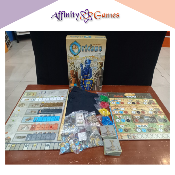 Orleans(Used Copy) | Affinity Games