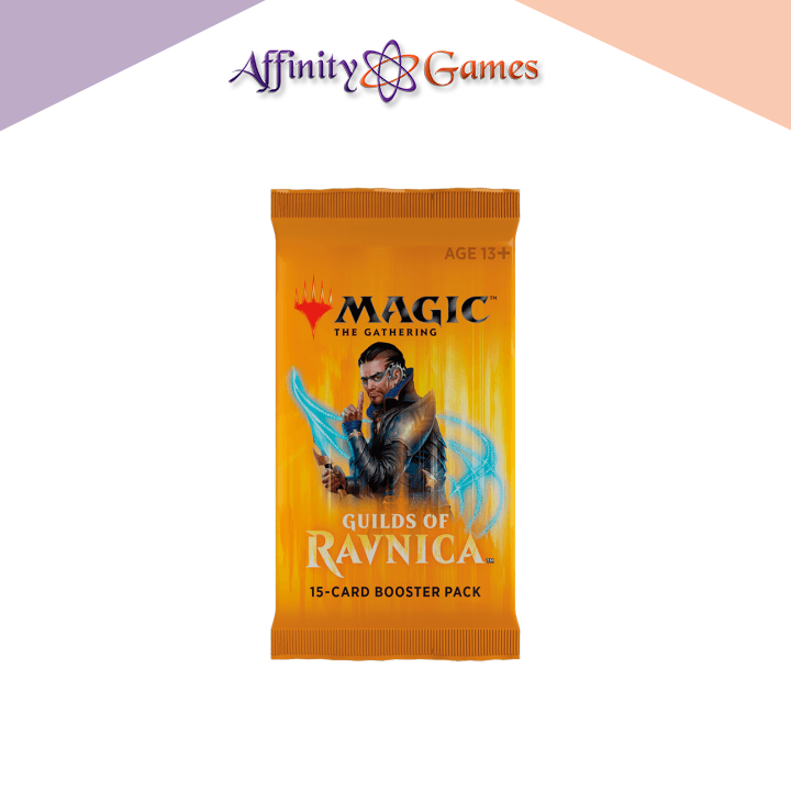 Magic: The Gathering | Guilds of Ravnica | Booster Pack