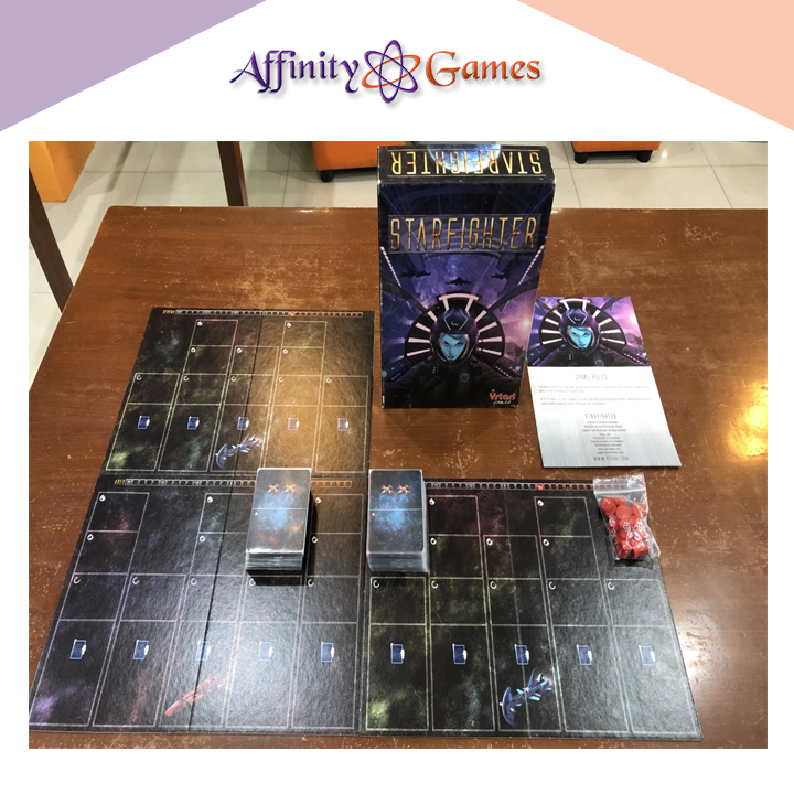 Starfighter(Used Copy) | Affinity Games