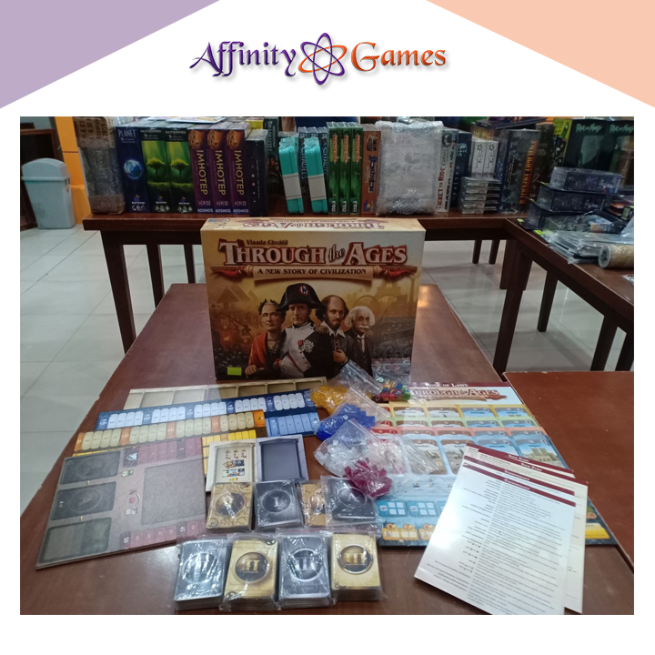 Through The Ages(Used Copy) | Affinity Games