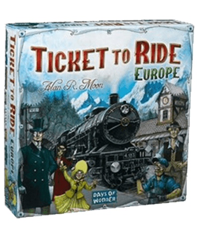 Ticket to Ride: Europe | Affinity Games