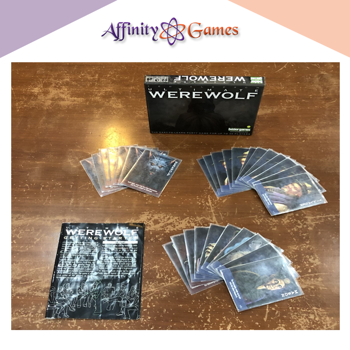 Ultimate Werewolf(Used Copy) | Affinity Games