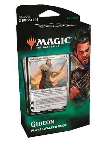 War of the Spark Sealed - Planeswalker Deck - Gideon