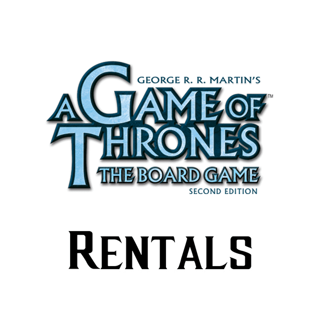 A Game of Thrones  RENTAL
