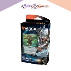 Magic: The Gathering Core Set 2021 Planeswalker Deck Garruk Wildspeaker