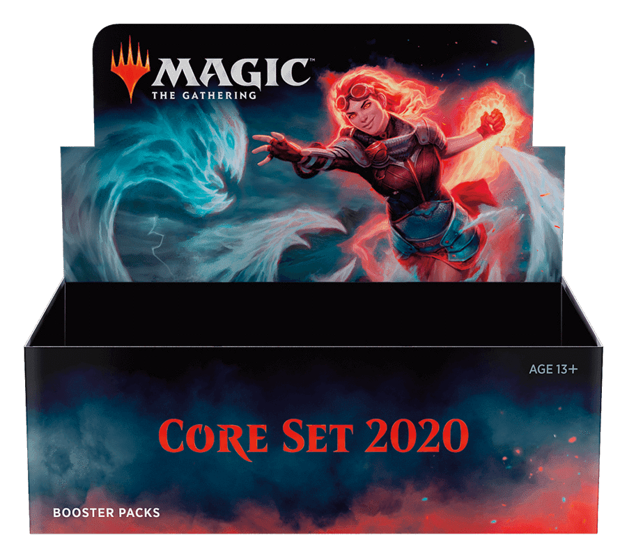 **PREORDER NOW! Release: July 12, 2019** Core Set 2020 Booster Box PHP5250