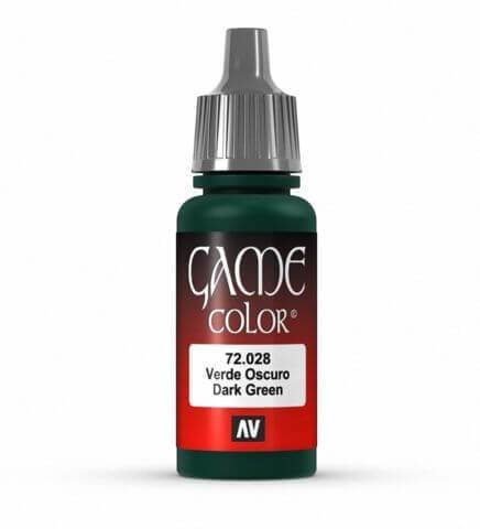 72028 Dark Green, 17 ml
