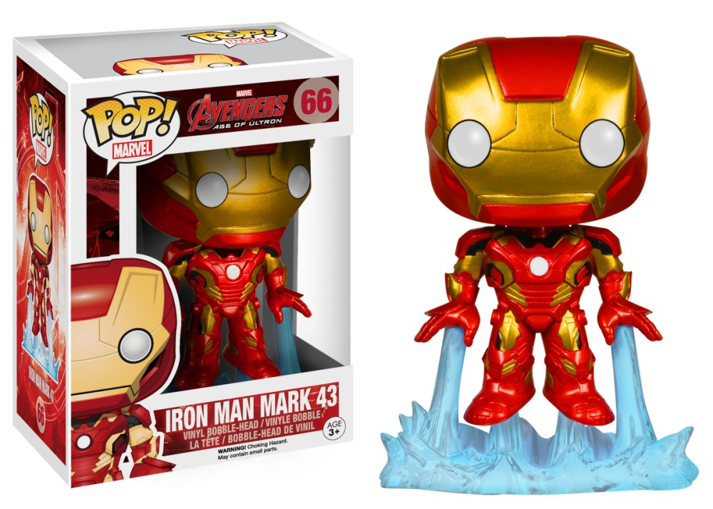 FUNKO POP! IRON MAN AVENGERS