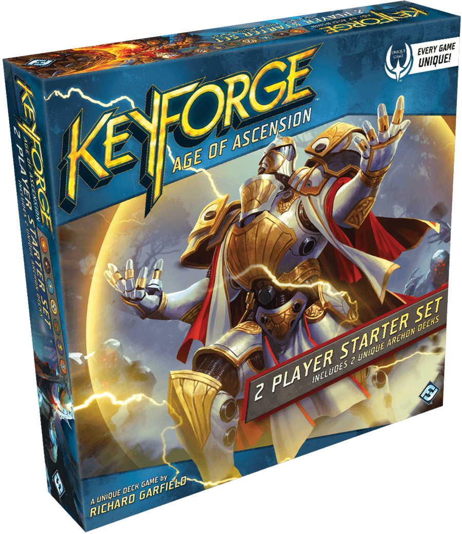 KeyForge: Age of Ascension Base Game | Affinity Games