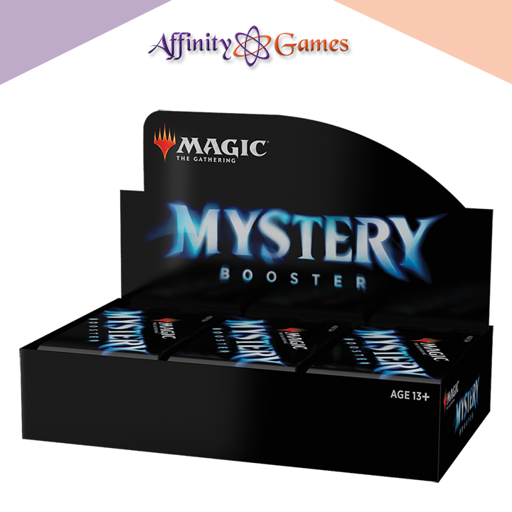 Preorder Magic: The Gathering Mystery Booster Box | Affinity Games