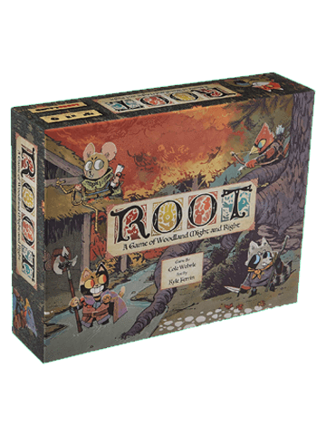 Pre Order August 21, 2019 Arrival Root: A Game Of Woodland Might And Right