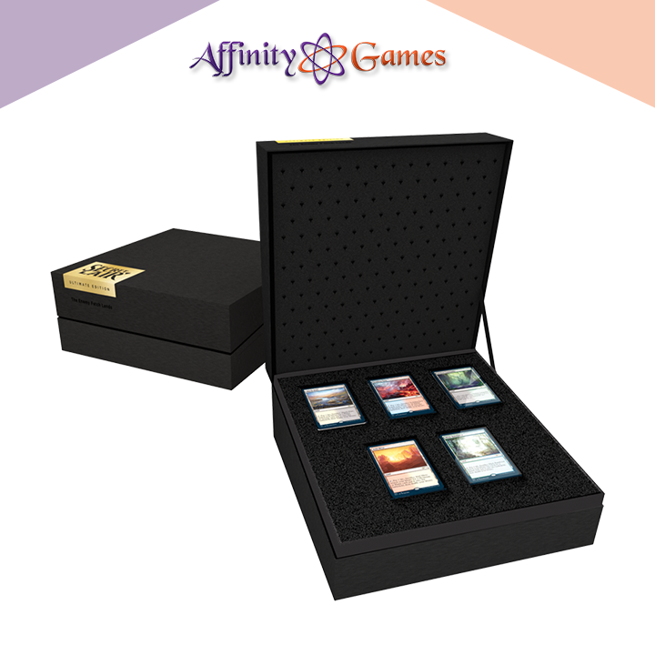 PREORDER Magic: The Gathering Secret Lair: Ultimate Edition Box (Set of 4) | Affinity Games